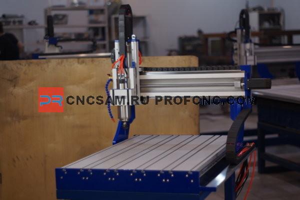 ФРЕЗЕРНЫЙ СТАНОК С ЧПУ PROFCNC 9060 MA CLASSIC (900х600)