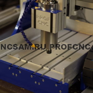 PROFCNC (cncsam.ru) 3030MA Classic + жертвенный слой